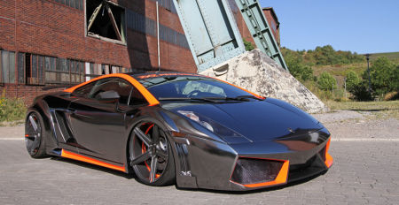 Lamborghini Gallardo 2005 by XXX Performance