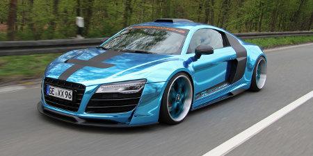 Audi R8 5.2 FSI by XXX Performance