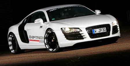 Audi R8 4.2 FSI Biturbo by XXX-Performance & Chiptrick