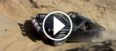 Porsche 911 als Offroader