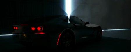 Inoffizieller Ausblick Corvette C7