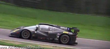 Ferrari P4/5 Competizione in Imola