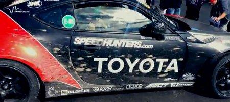 Toyota GT 86 - Speedhunters 86X