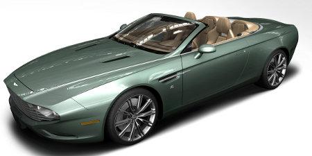 Aston Martin DB9 Spyder Zagato Centennial