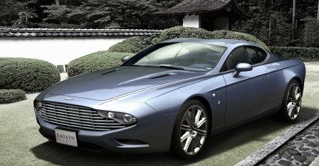Aston Martin DBS Coupé Zagato Centennial